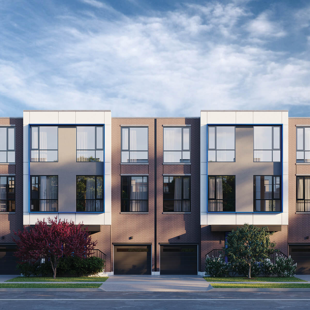 Hunters Crossing Townhomes