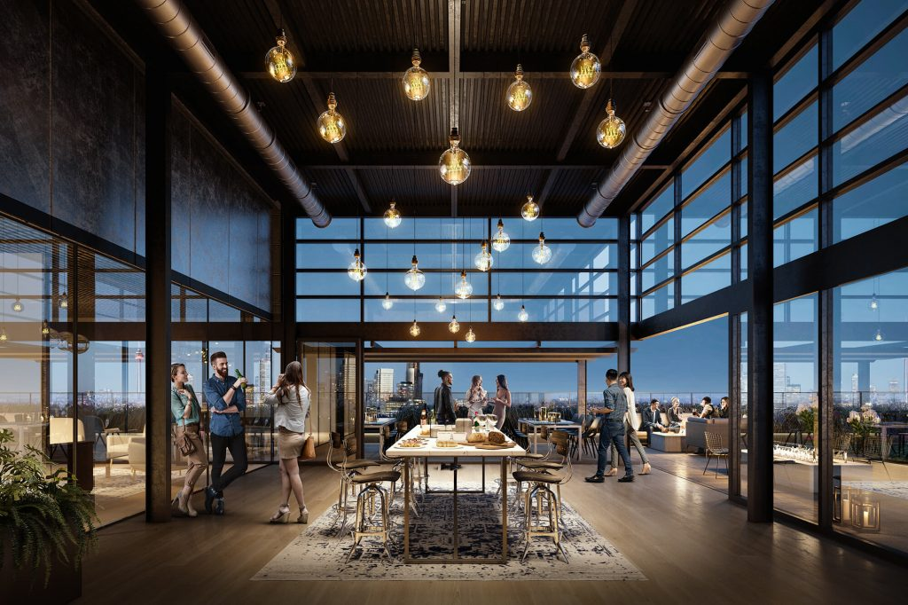 Parliament & Co – Warehouse Lofts Toronto